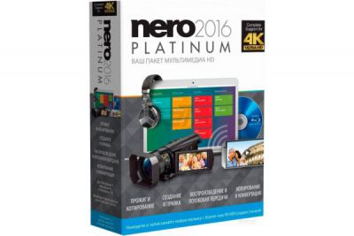 Nero 2016 Platinum Suite ESD (EMEA-10060000/1445)