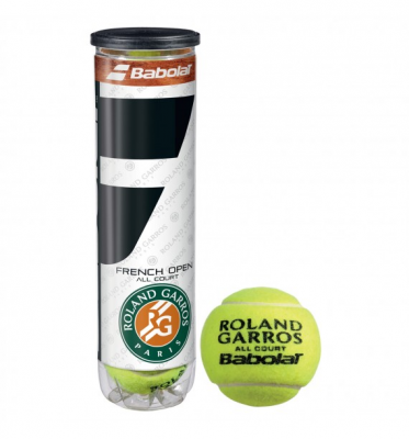Babolat French Open All Court 4 ball (3324921224053)